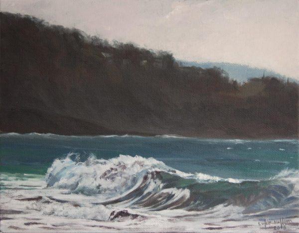 Kennett River, Great Ocean Road Art