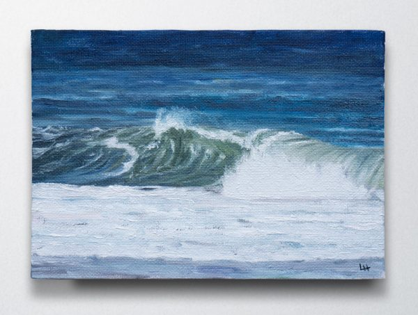 Snapper Slab original seascape