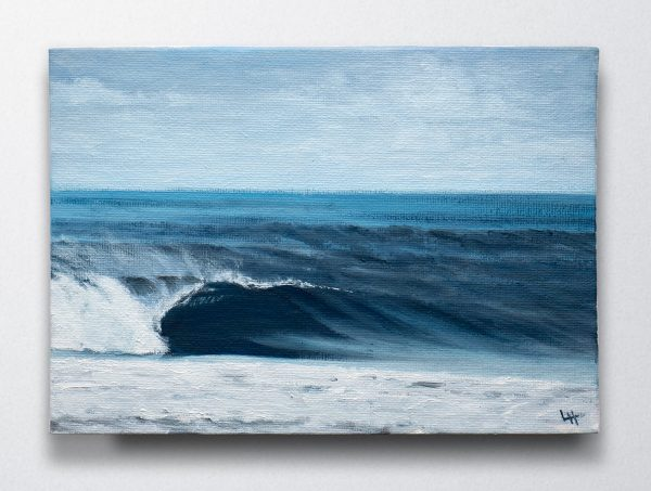 Eastern View, seascape painting